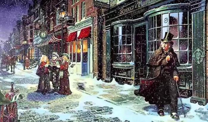 Il Canto di Natale e l'utopia di Charles Dickens