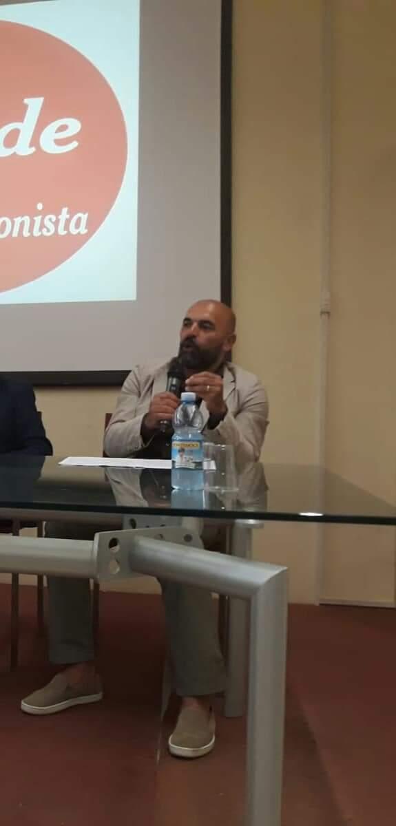 "Gianluca De Rango: ""Principe parla di progammi, Manna è privo di visione"""