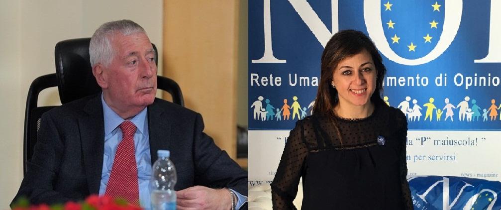 """""""NOI Rende"""" dialoga con Sandro Principe. Nuovo Ospedale indispensabile e affinità di programmi."""