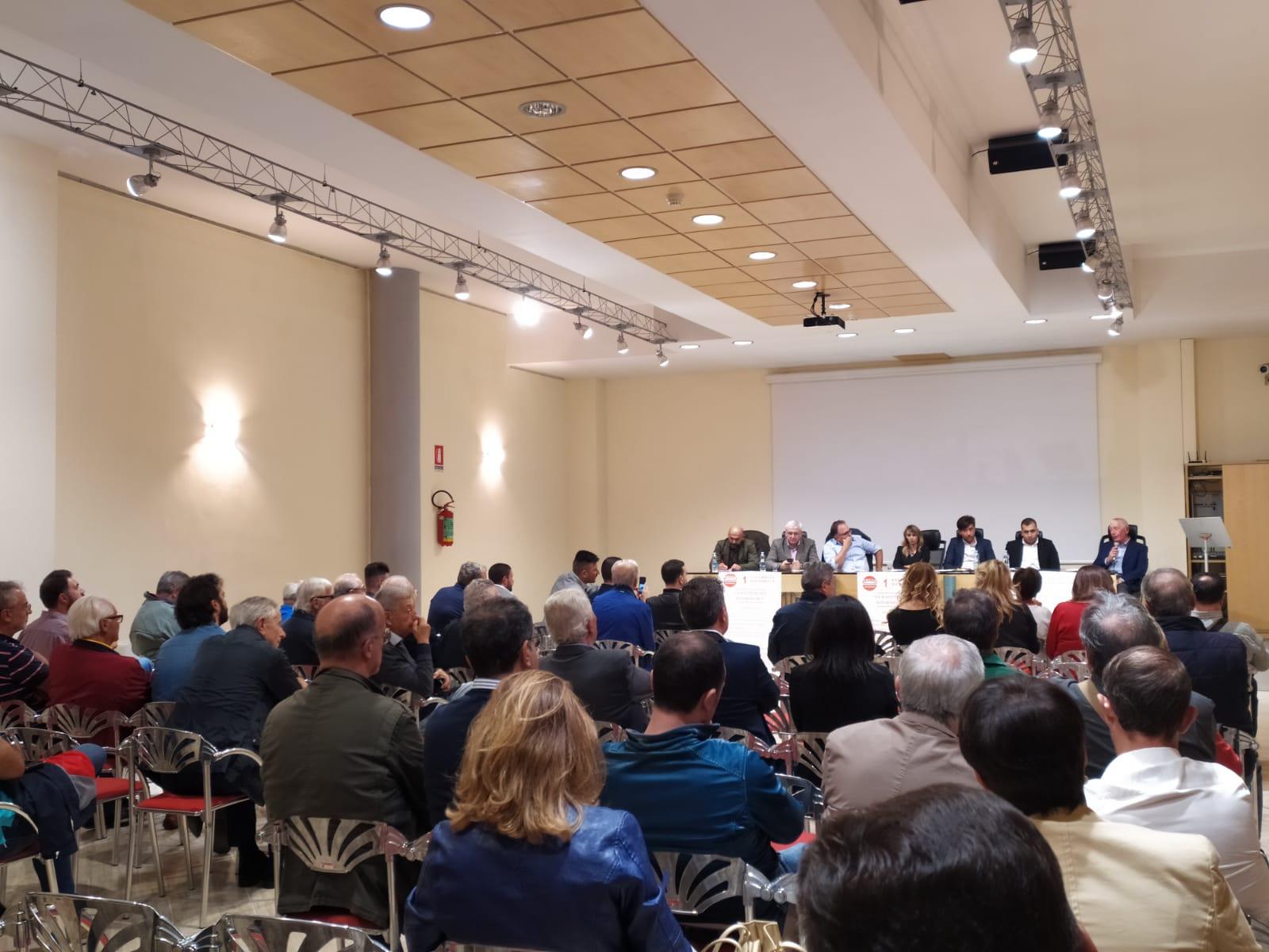 Nasce la Federazione Riformista, ieri si è svolta la prima assemblea