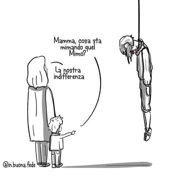 ''Justicia para Mimo'', la giovane artista di strada trovata impiccata a Santiago del Cile
