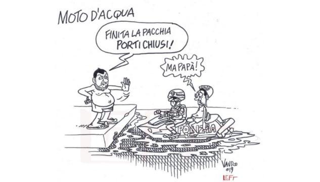 Quanto ci costa Matteo Salvini (Left.it)