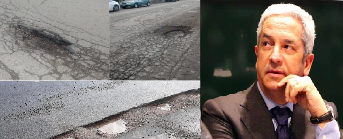 Dissesto stradale a Rende: Il sindaco si è dimenticato di essere Sindaco