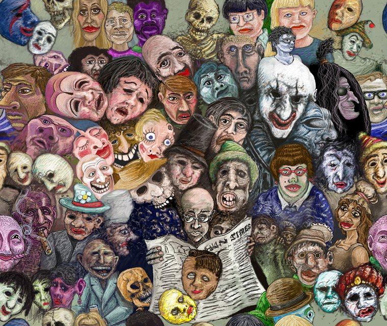 James Ensor, il pittore satirico e anarchico delle maschere che ha anticipato le tendenze moderne e la società di massa