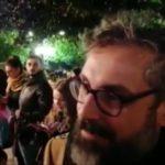 """Invasione di """"sardine"""" a Cosenza, presente anche Brunori Sas"""