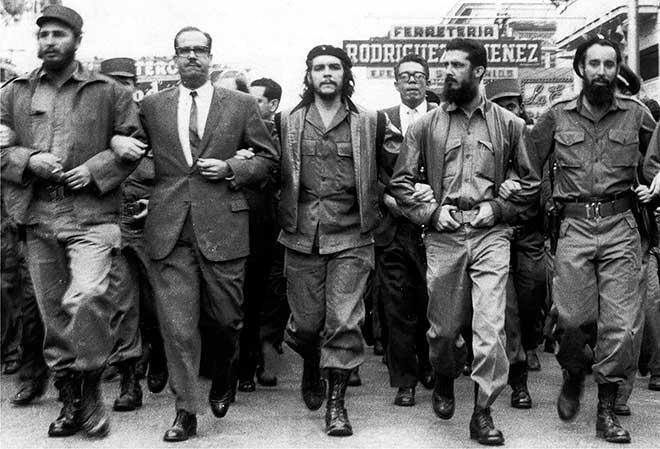 Per il popolo cubano, per la rivoluzione...