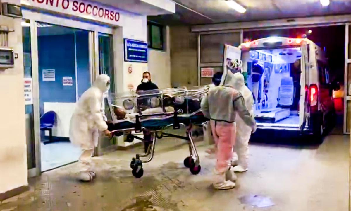 Muore d'infarto in Provincia di Reggio Calabria, era positivo al Coronavirus