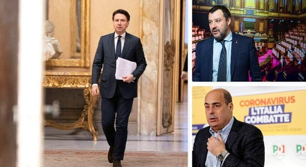 Sondaggi IXE': cala la Lega, cresce il PD che ora è vicino, fiducia record per Conte e il Governo