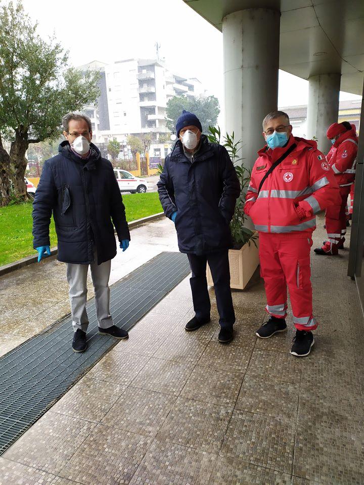 Coronavirus: la protezione civile di Rendeattiva un numero dedicato all'emergenza