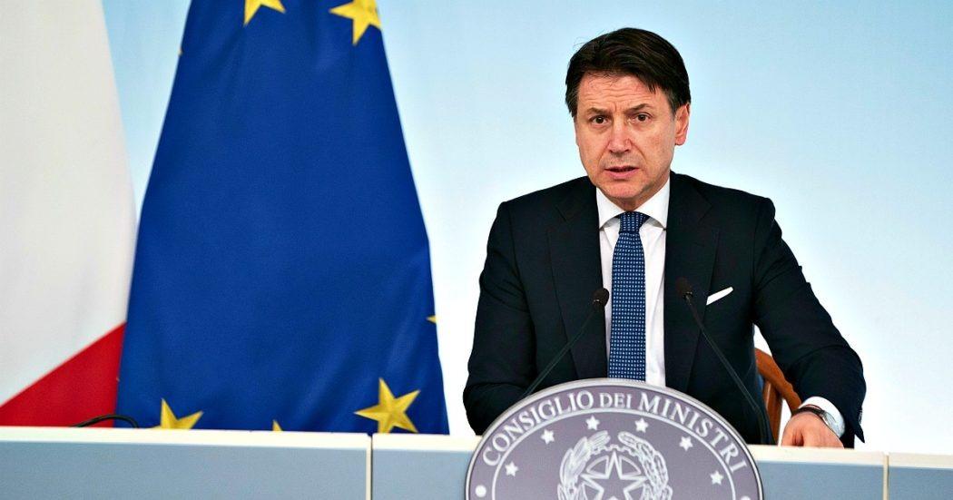 Coronavirus: nuovo decreto di Conte, ferma mezza Italia