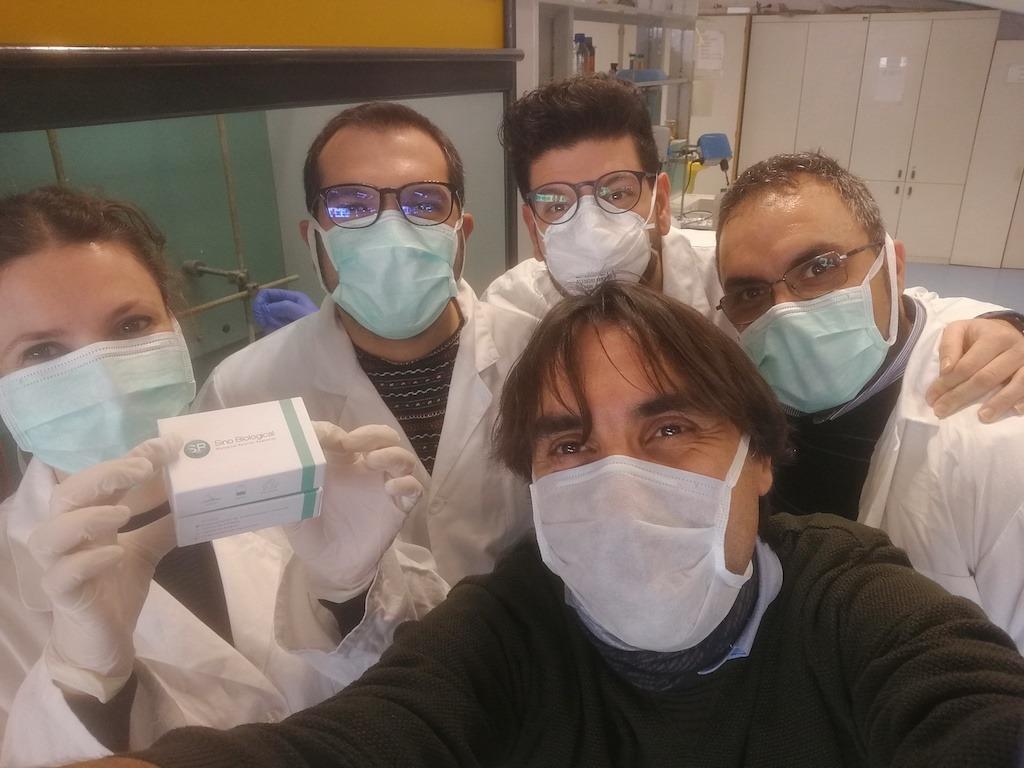 Coronovirus: ricercatori Unical scoprono anticorpi sintetici, il TGR Calabria lo snobba