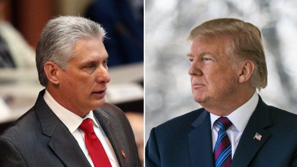 Cuba replica agli USA: continueremo ad esportare medici e non bombe