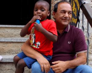 Mimmo Lucano sostiene Gino Strada alla guida della sanità calabrese