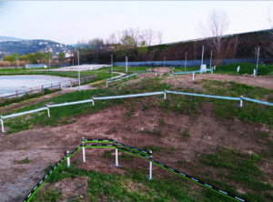 Rende: che ci fa una pista di motocross nel Parco Acquatico?