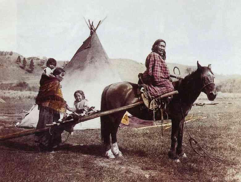 I Cheyenne, un popolo che amava coltivare la terra