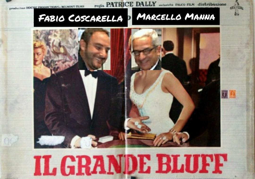 Rende Calcio: il grande bluff di Manna e Coscarella
