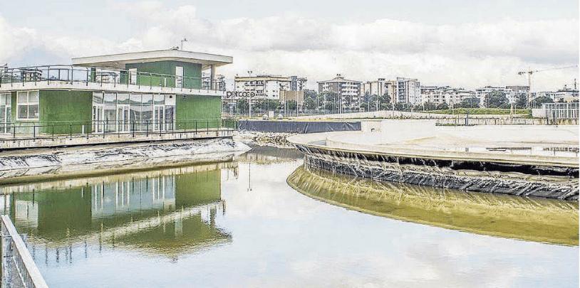 Il comune di Rende procede allo sgombero del Parco Acquatico
