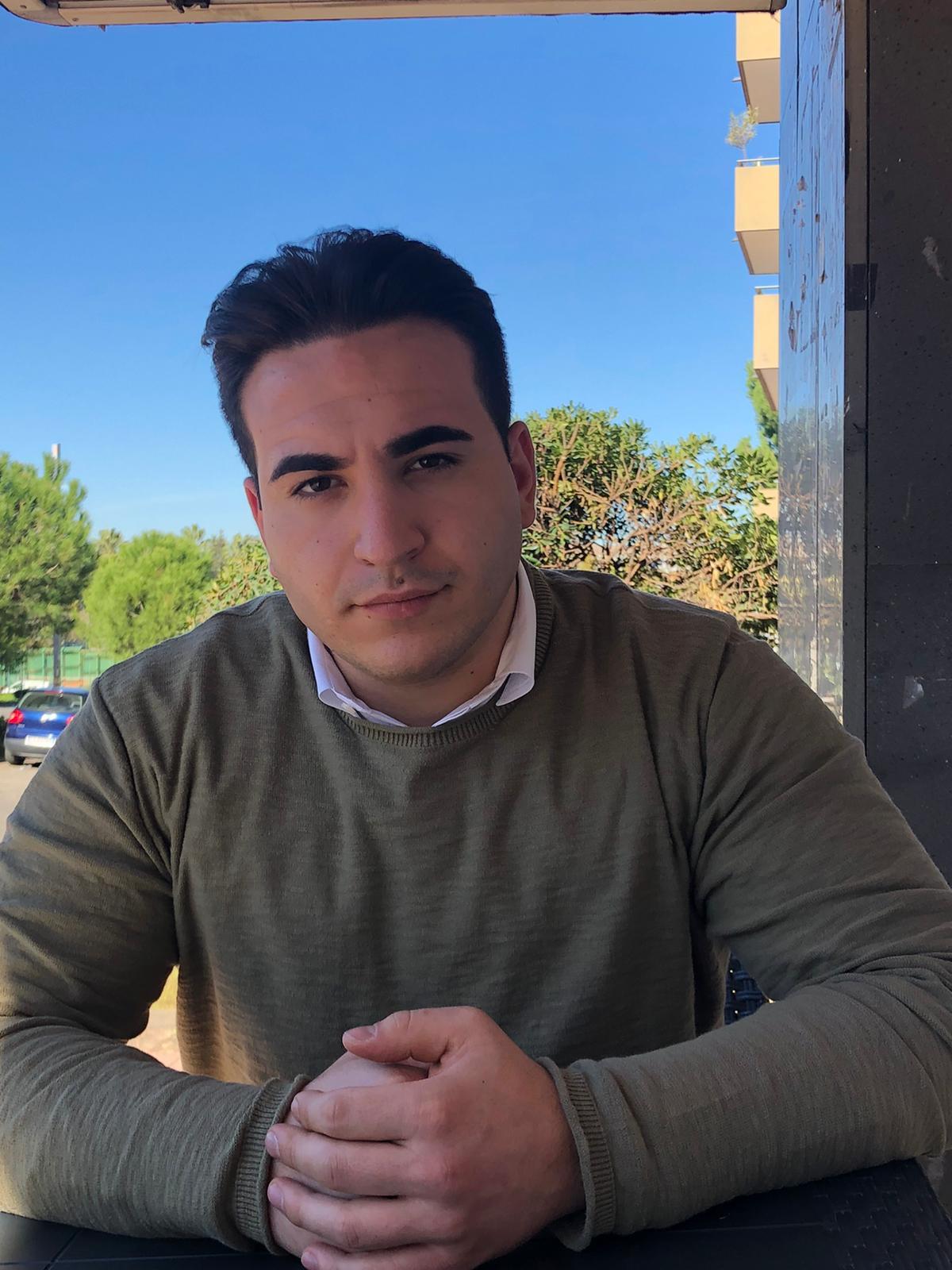 Alessio Morrone è il nuovo vice-presidente di A.N.A.S. Italia sez.Rende