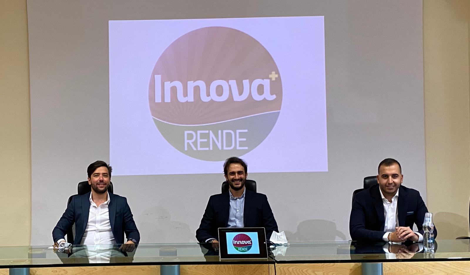 Nasce Innova Rende, un nuovo metodo di fare politica