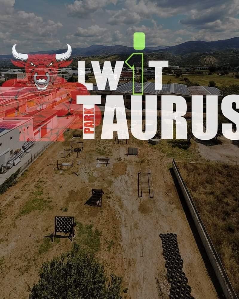 Apre il Taurus Park, l'Obstacle Course Race arriva a Rende!