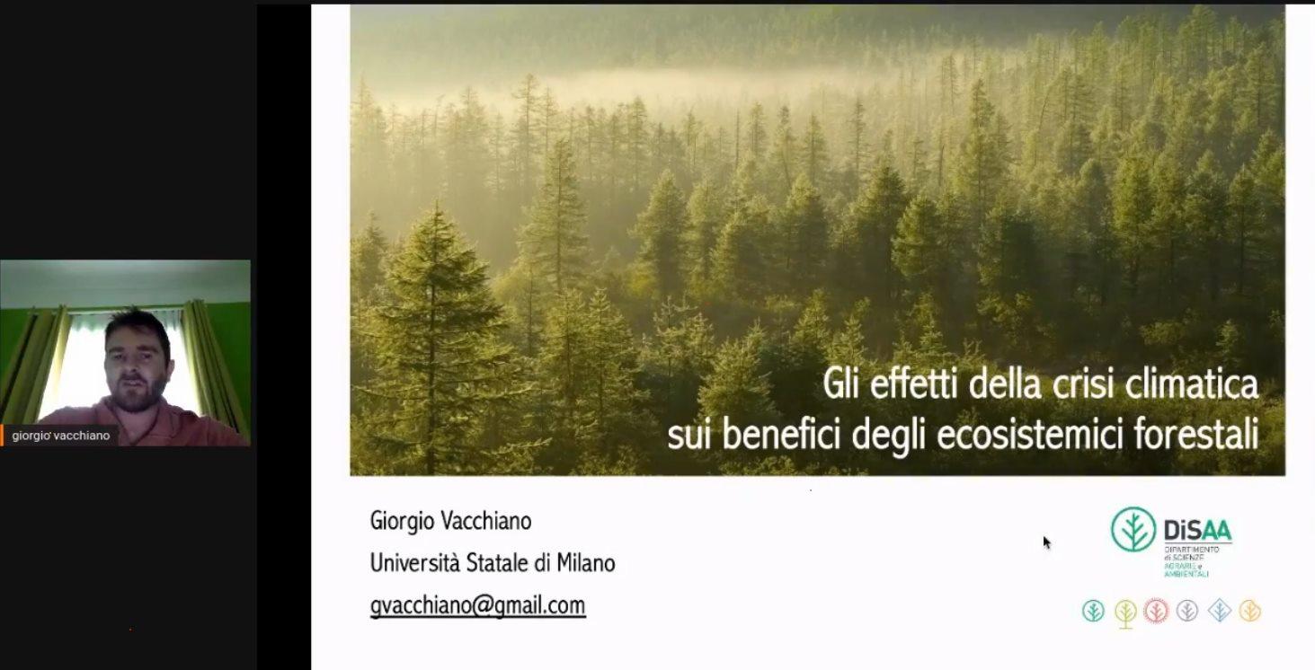 Sila Officinalis: bisogna adattare i nostri territori e con essi le colture e la forestazione al cambiamento climatico