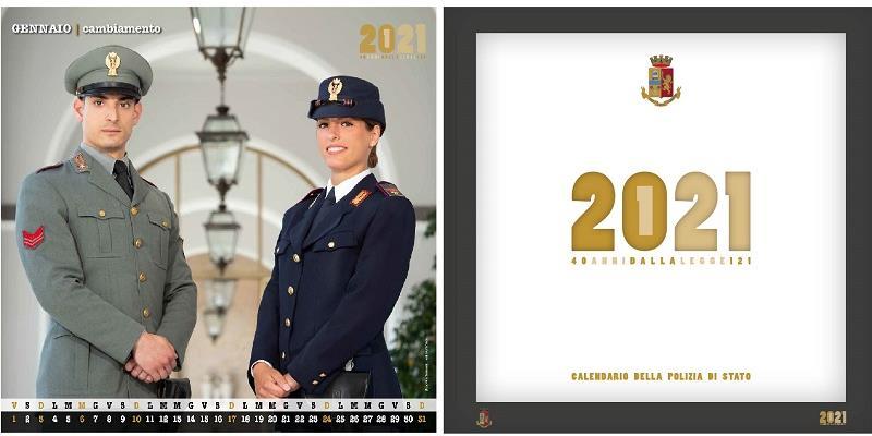 La Provincia di Cosenza acquista i caalendari della Polizia di Stato per tutti i 150 comuni: i proventi destinati all'Unicef