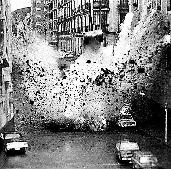 """Il volo di Carrero Blanco: Quando l'ETA fece """"decollare"""" il successore di Francisco Franco"""