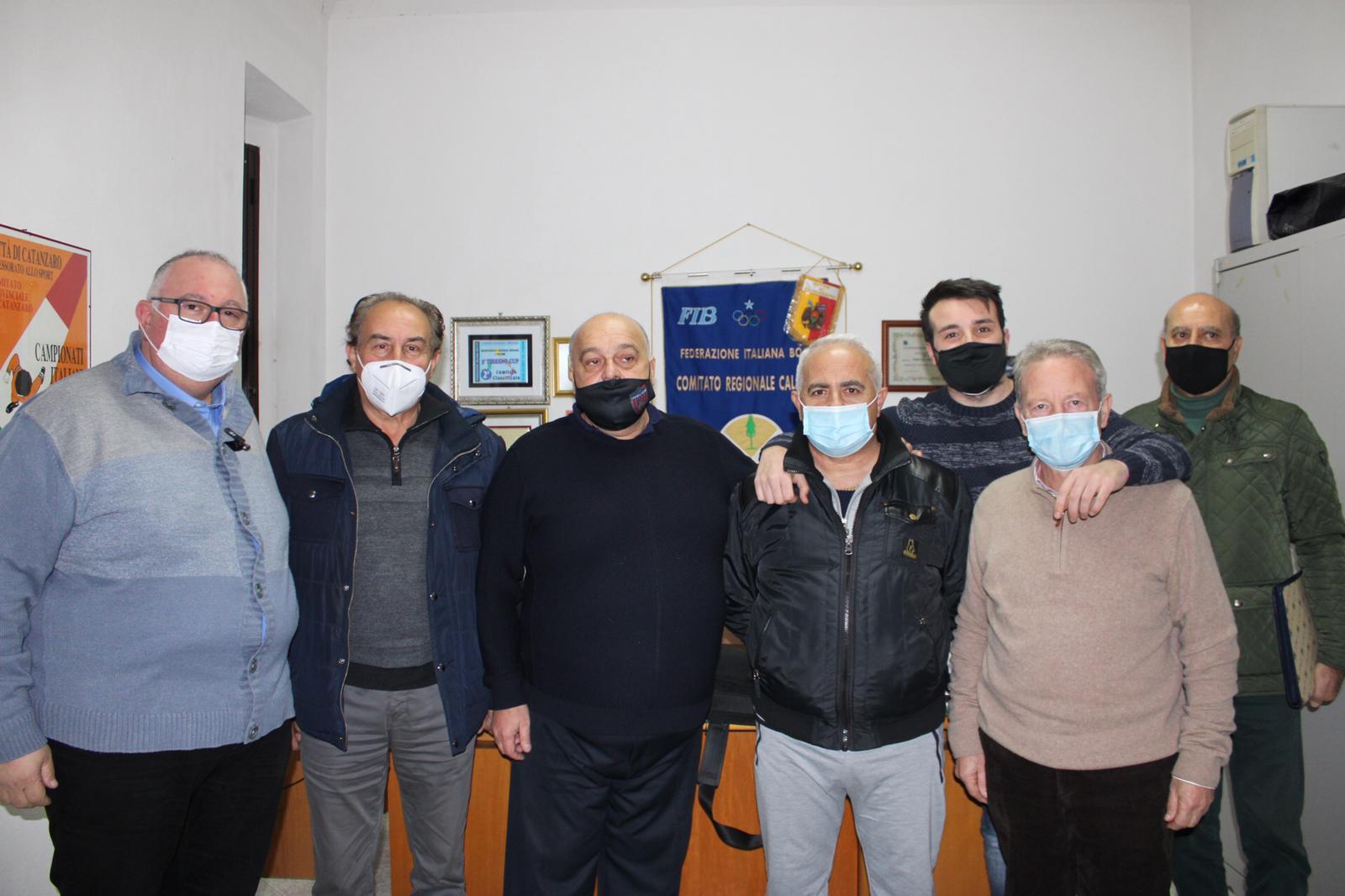 Raffa: insediato il nuovo comitato della Fib Calabria