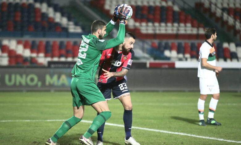 Serie B: Cosenza VS Venezia 0-0, le pagelle di Luca Aiello