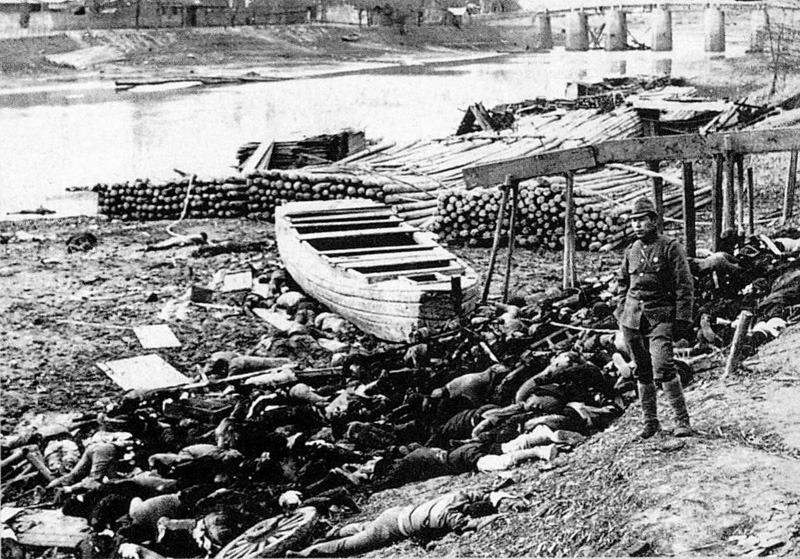 Il massacro di Nanchino, un eccidio dimenticato