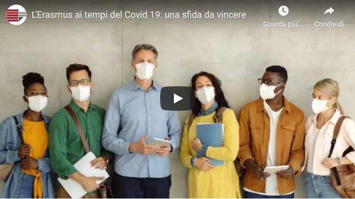 L'Erasmus ai tempi del Covid 19: una sfida da vincere