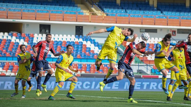 Cosenza Chievo 1-0. Le pagelle di Luca Aiello