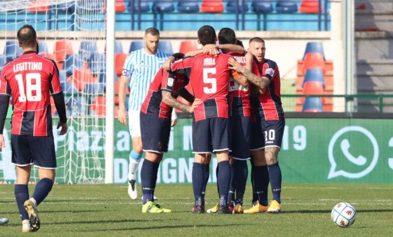 Serie B: Cosenza VS Spal 1-1, le pagelle di Luca Aiello