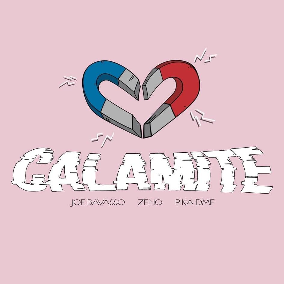 """Esce """"Calamite"""", il nuovo brano di Joe Bavasso in collaborazione con i due rapper Pika Dmf e Zeno"""