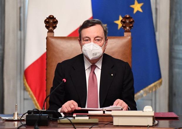 Recovery, Draghi a Regioni:occasione unica, spendere bene