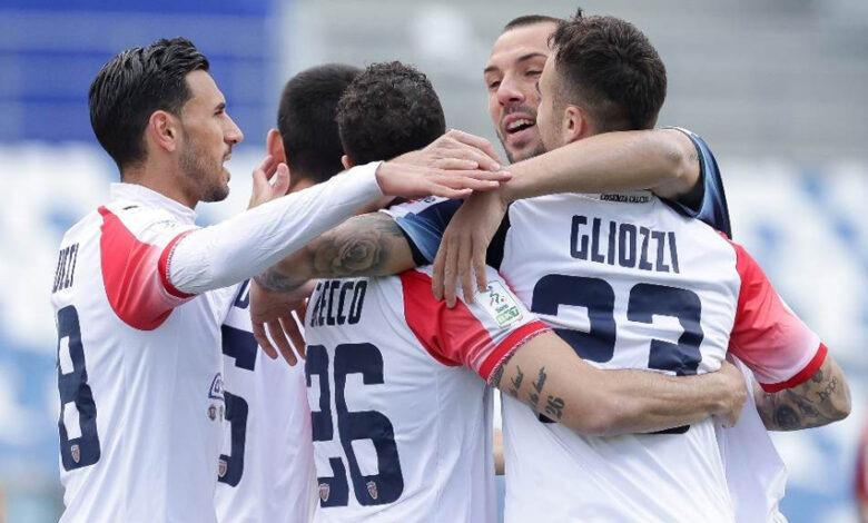 Reggiana - Cosenza 1-1 - Le pagelle di Luca Aiello