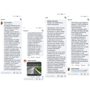 Mario Occhiuto minaccia di querelare un membro di Fridays For Future