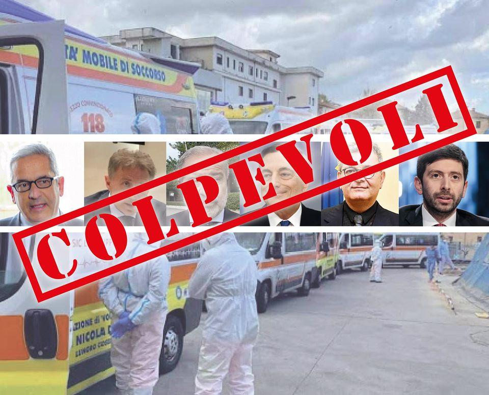 """Covid, FEM.IN denuncia: """" Dati falsati e tracciamento inesistente, all'Annunziata si muore in ambulanza dopo ore di attesa"""""""