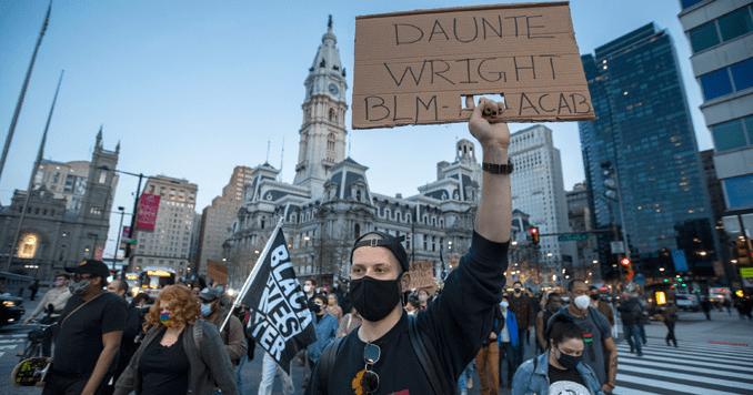 Cooptazione e Rivolta. L'assassinio di Daunte Wright
