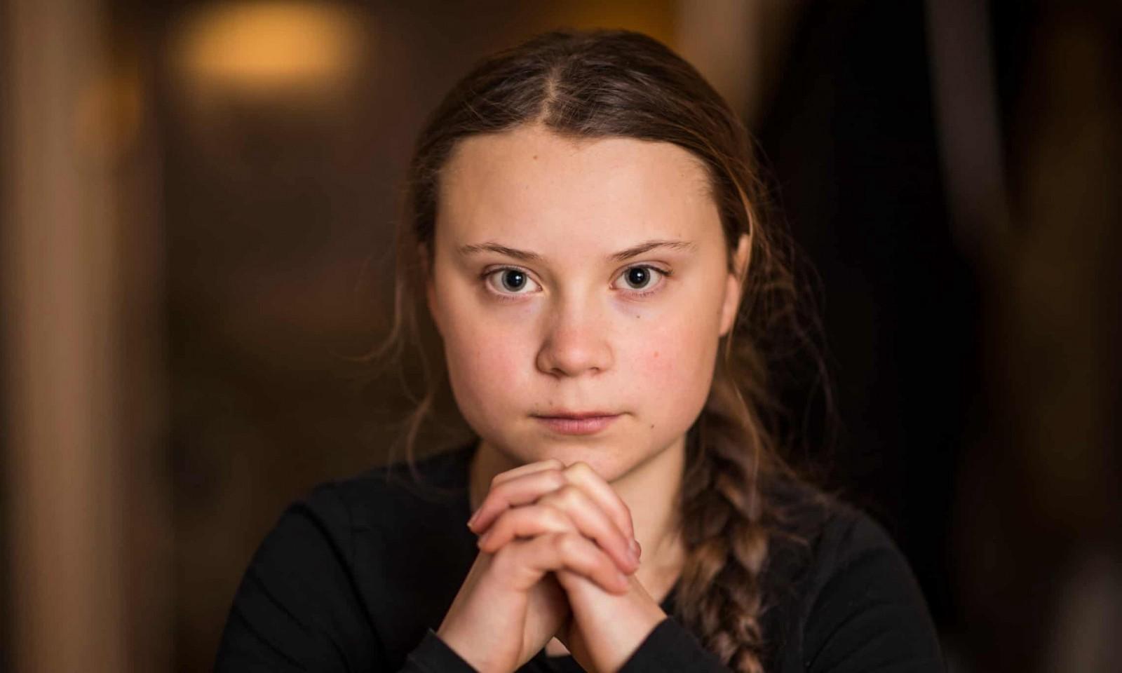 Greta dona 100mila euro all'Oms per i vaccini ai Paesi poveri