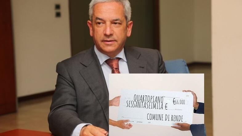 """Rende: Quei 66.000 euro alla """"banda"""" dei soliti noti, e i cittadini pagano.."""