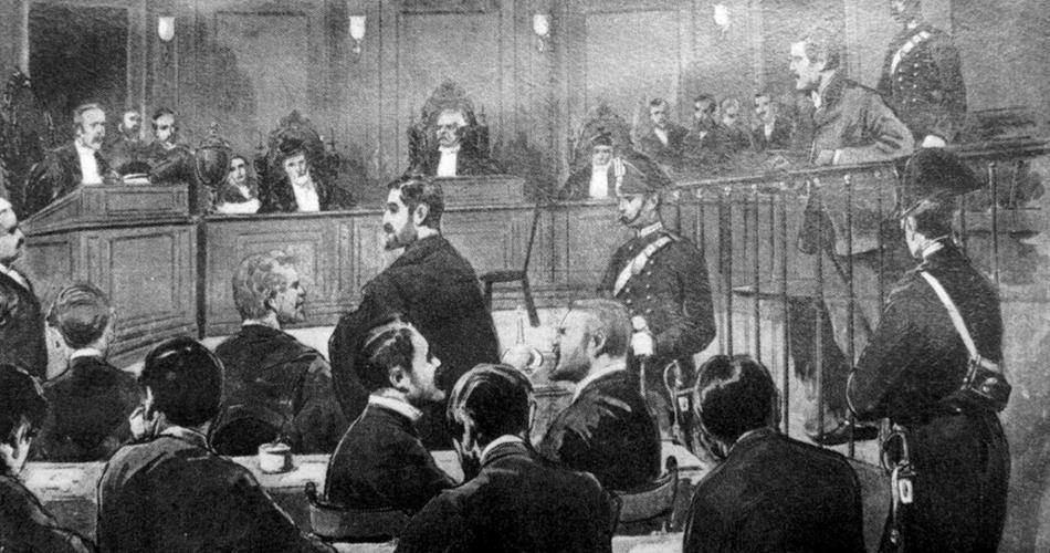 2 maggio 1897. Romeo Frezzi, un delitto della polizia italiana