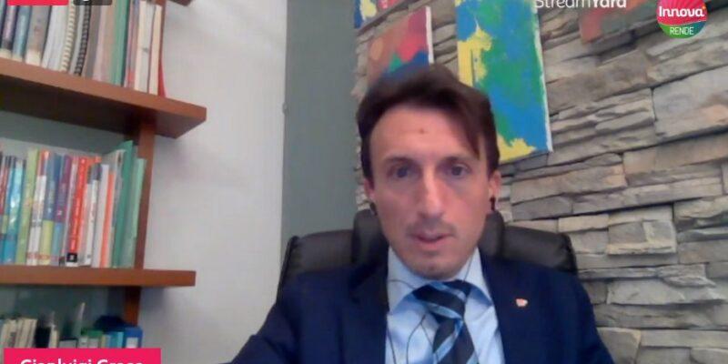 UniCal: Il professore Gianluigi Greco nominato nella Commissione nazionale della Ricerca