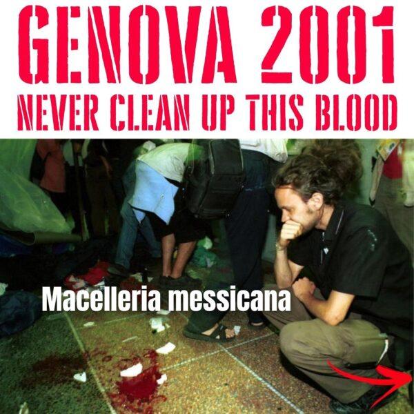 """Il 21 luglio 2001. Scuola Diaz: la """"macelleria messicana"""" dello Stato italiano"""