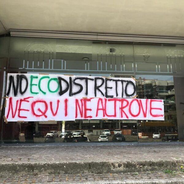 Ecodistretto a Rende: Si infiamma la protesta dei cittadini e delle associazioni