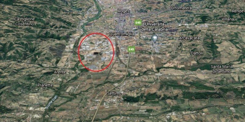 """Rende, Cittadini e associazioni contro Manna: """"No al mega ecodistretto in città"""""""