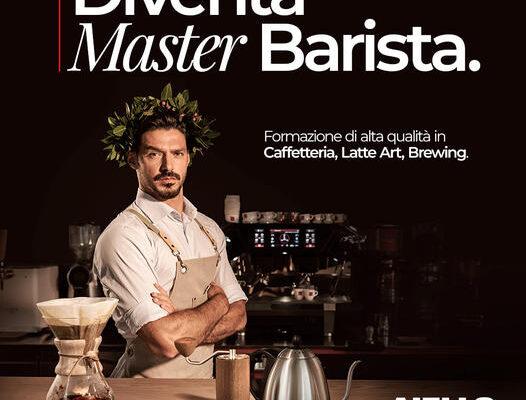 Rende: Diventa Master barista con il corso di alta formazione proposto da Caffè Aiello