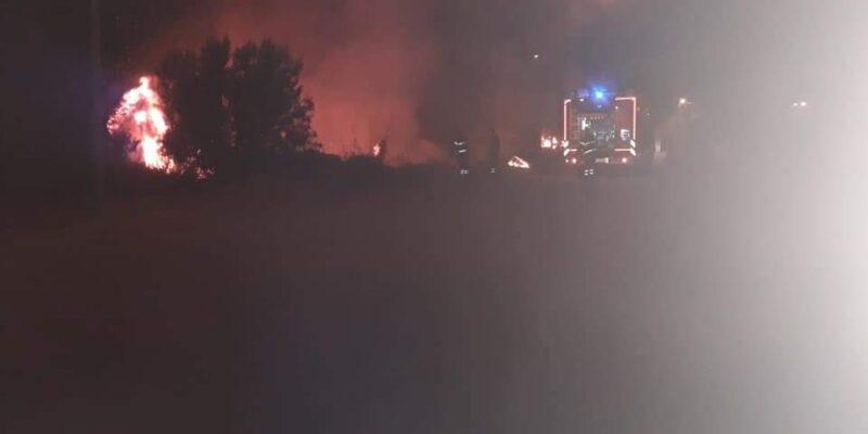 Rende: Sventato ennesimo incendio disastroso in Contrada Pietà. Ma Il Sindaco è scomparso?