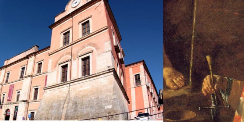 """La Galleria nazionale di Cosenza e Mattia Preti: """"Il Cavaliere calabrese"""" (di Chiara Gagliardi)"""