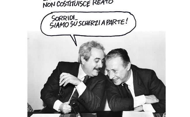 """Trattativa stato-mafia, l'indignazione di Salvatore Borsellino: """"uno Stato che accetta di trattare con l'antistato non può essere considerato tale"""""""